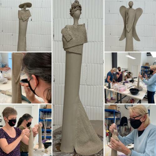 Workshop Skulpturen Frühling 2021